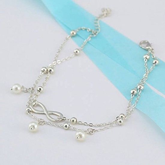 Infinity beach anklet